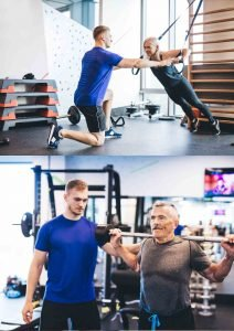 Male PT being personal better than App